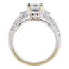 1.06 ct. Princess Cut Ring, E, VS1 #3