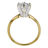 1.25 ct. Round Cut Solitaire Ring, K, VS2 #3