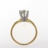 1 ct. Round Cut Solitaire Ring #1