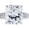 5.01 ct. Radiant Cut Solitaire Ring #1
