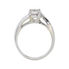 0.70 ct. Round Cut Solitaire Ring, H, VS2 #4