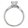 1.01 ct. Princess Cut Solitaire Ring, J, SI2 #4