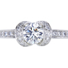 0.72 ct. Round Cut Solitaire Tiffany & Co. Ring, H-I, VVS2-VS1 #2