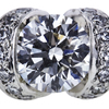 0.72 ct. Round Cut Solitaire Tiffany & Co. Ring, H-I, VVS2-VS1 #1