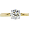 1.14 ct. Round Cut Solitaire Ring, L, VVS2 #1