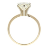 1.7 ct. Round Cut Solitaire Ring, M-Z, SI1 #4