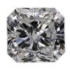 1.71 ct. Radiant Cut Bridal Set Ring #4