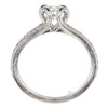 0.7 ct. Round Cut Solitaire Ring, H, VS2 #4