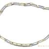 Round Cut Link Bracelet, J-K, I1-I2 #4