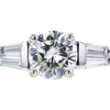 1.52 ct. Round Cut Solitaire Ring #4