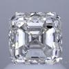 1.51 ct. Asscher Cut Solitaire Ring, J, VVS2 #1