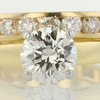 1.53 ct. Round Cut Bridal Set Ring #1