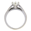 1.23 ct. Marquise Cut Bridal Set Ring, J, SI1 #4