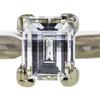 1.08 ct. Bridal Set Ring, K, SI2 #4