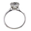.89 ct. Round Cut Bridal Set Ring #2