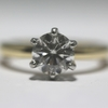 1.69 ct. Round Cut Solitaire Ring #1