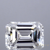1.77 ct. Emerald Cut Solitaire Ring, H, VS1 #1