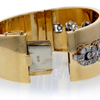 .73 ct. Old Mine Cut Bracelet #1