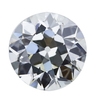 3.00 ct. European Cut Cut Loose Diamond, K, VS2 #2