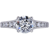 1.77 ct. Round Cut Solitaire Ring, G, SI1 #3