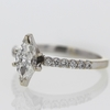 .77 ct. Marquise Cut Solitaire Ring #3