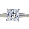 2.01 ct. Radiant Cut Solitaire Ring #1