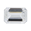 1.24 ct. Emerald Cut Solitaire Ring, G, VS2 #1