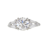 1.55 ct. Round Cut Solitaire Ring, F, VS1 #3