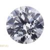 0.61 ct. Round Cut 3 Stone Ring #1
