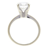 2.03 ct. Round Cut Solitaire Ring, I, SI1 #4