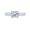 1.01 ct. Princess Cut Solitaire Ring, J, SI1 #3