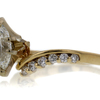 .98 ct. Marquise Cut Bridal Set Ring #4