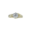 1.54 ct. Round Cut Solitaire Ring, J, I2 #3