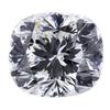1.09 ct. Cushion Cut Bridal Set Ring #1