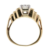 1.17 ct. Radiant Cut Bridal Set Ring #2