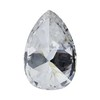 1.63 ct. Pear Cut Bridal Set Ring, G, SI1 #2