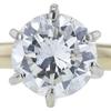 1.07 ct. Round Cut Bridal Set Ring, G, SI2 #1