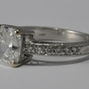 2.28 ct. Radiant Cut Solitaire Ring #2