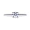 0.46 ct. Round Cut Solitaire Ring, E, VVS1 #3