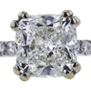 1.70 ct. Cushion Cut Solitaire Ring, I, SI1 #2