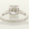 2.02 ct. Cushion Cut Solitaire Ring #4