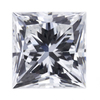 1.20 ct. Princess Cut Solitaire Ring #1