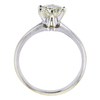 1.34 ct. Round Cut Solitaire Ring, M, VS2 #3