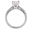 1.00 ct. Cushion Cut Solitaire Ring, I, SI2 #3