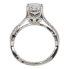1.45 ct. Round Cut Solitaire Ring, E-F, I1 #2