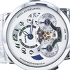 Montblanc  'Nicolas Rieussec' Silver Dial Stainless Steel Chronograph 7218  #1