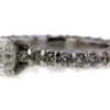 1.02 ct. Asscher Cut Solitaire Ring #2
