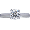 1.10 ct. Round Cut Solitaire Ring, I, SI1 #3