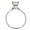 1.04 ct. Princess Cut Bridal Set Ring #2