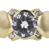 0.68 ct. Round Cut Bridal Set Ring, H, VS2 #4